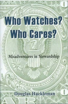 cover of book Who Watches Who Cares